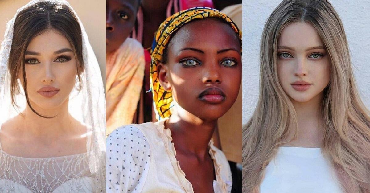 10 + աղջիկներ, որոնց սքանչելի գեղեցկությունն անցնում է իրականության բոլոր սահմանները