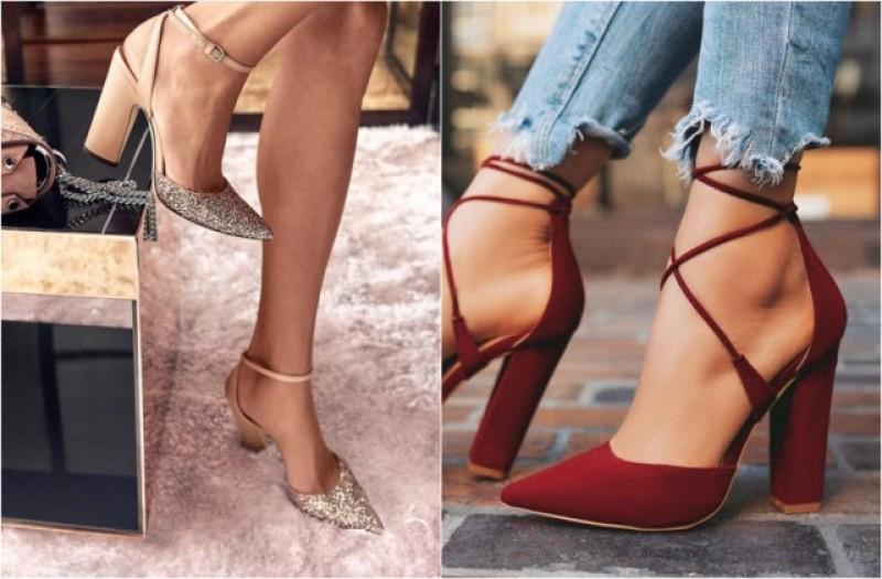 Բարձրակրունկ կոշիկներ. 2019թ. ամենանորաձև մոդելները (Լուսանկարներ)