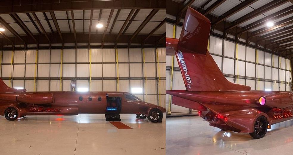 Ինքնաթիռը վերածվել է յուրահատուկ լիմուզինի․ «Ակումբ անիվների վրա» (Photo)