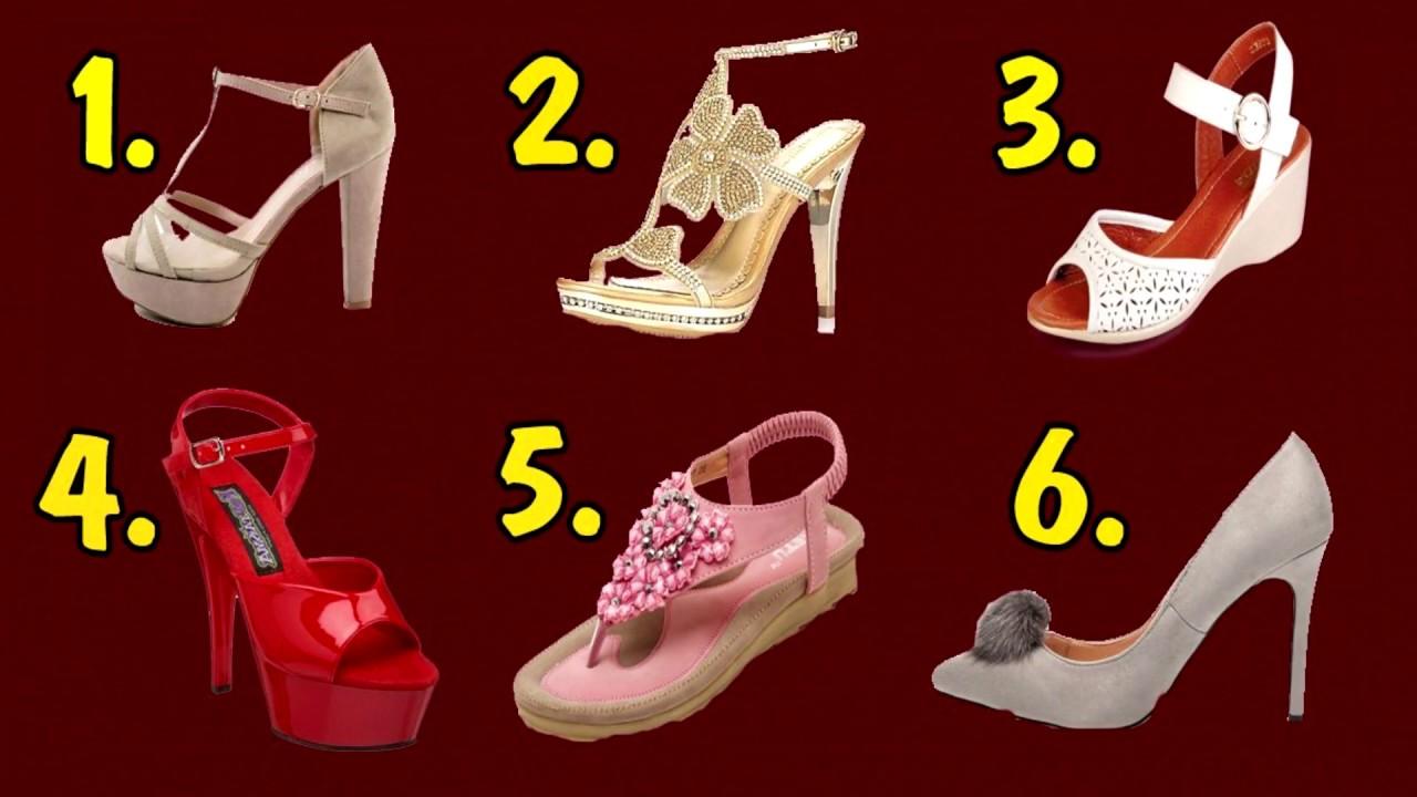 Ո՞ր կոշիկը դուք կհագնեիք. ընտրությունը ձեր մասին հետաքրքիր բացահայտումներ կանի