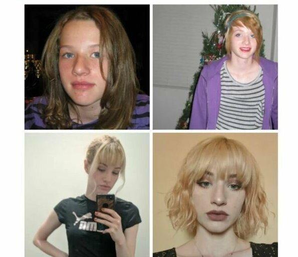 Աղջիկները ցույց են տվել, թե ինչպես են արտաքնապես փոխվել 10 տարվա ընթացքում