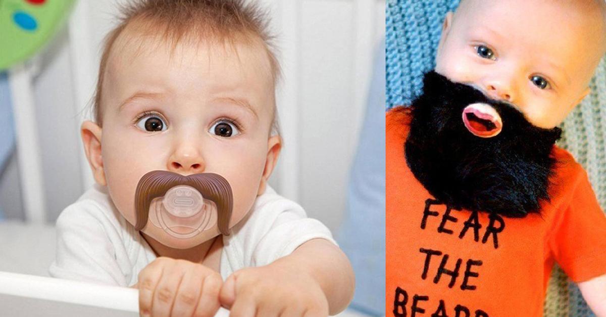 15 զվարճալի ծծակներ փոքրիկների համար, որոնք բոլորին կստիպեն ծիծաղել