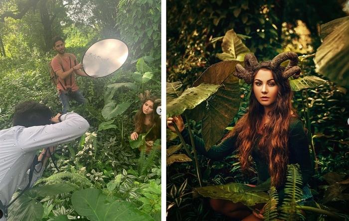 Լուսանկարիչը ցույց է տվել, թե ինչպես են իրականում ինտագրամի համար իդեալական լուսանկարներ կատարվում