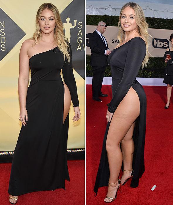 28 ամյա աղջիկը ցույց է տվել, թե ինչպես կարելի է հիասքանչ տեսք ունենալ 50 -րդ չափսի հագուստով