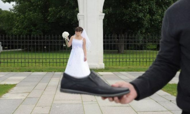 20 հարսանեկան լուսանկարներ, որոնք դիտելուց հետո ամուսնալուծվելու ցանկություն է առաջանում