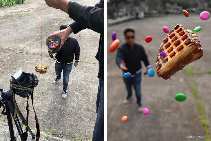 22 լուսանկարիչներ, որոնք ապացուցել են, որ կրեատիվ լուսանկարների համար անհրաժեշտ է ոչ թե ֆոտոշոփ, այլ սրամտություն