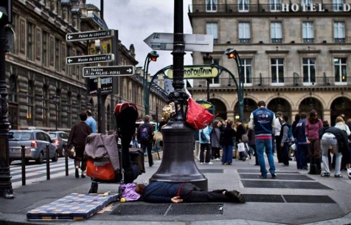 Փարիզի հակառակ կողմը կամ 17 լուսանկարներ, որոնցում Էյֆելյան աշտարակ չկա