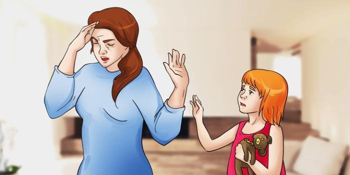 8 նշաններ, որոնք ցույց են տալիս, որ դուք մեծացել եք թունավոր ընտանիքում