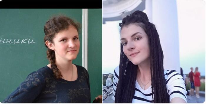 Աղջիկները անկեղծորեն ցույց են տալիս, թե ինչպես են կարողացել փոխվել մի քանի տարի անց
