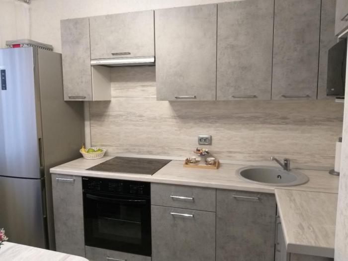 Ամբողջովին վերափոխեցին հին խոհանոցը. Ստացվեց բյուջետային, բայց շատ գեղեցիկ