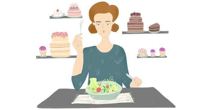 Ինչպես ճիշտ սնվել, որպեսզի սոված չմնալ, բայց և լինել սլացիկ և առողջ