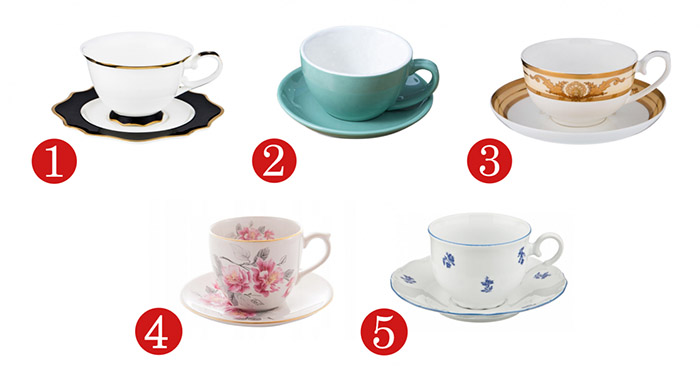Ձեր ընտրած սուրճի բաժակը ձեզ կպատմի ձեր բնավորության մասին