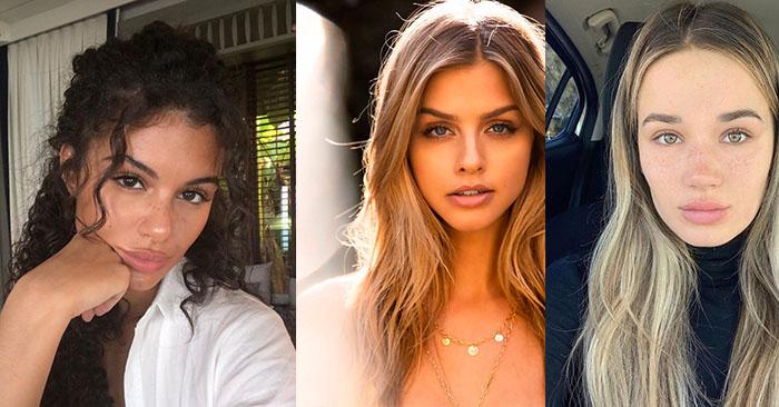 Գեղեցիկ աղջիկների 27 լուսանկար, որոնց բնական գեղեցկությունը նախանձ ու հիացմունք է առաջացնում