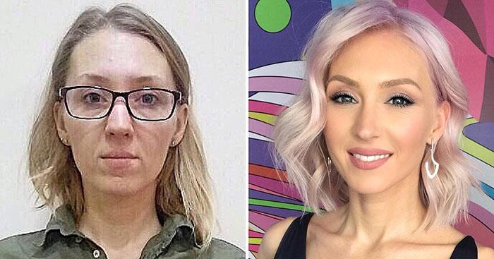 25 լուսանկար, որոնք ապացուցում են, որ մազերն ու դիմահարդարումը կարող են արմատապես փոխել ցանկացած կնոջ